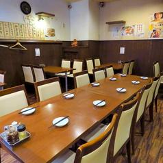 元祖名古屋中華 中国料理 龍美 りゅうみ 栄店の雰囲気1