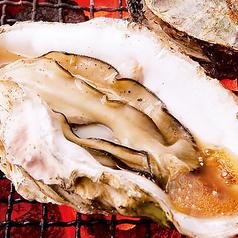 焼き牡蠣 (3個)
