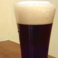 ≪プレミアム樽生ビール アウグスビール ブラック≫焦がした麦芽が香ばしい黒ビール