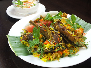 KHAN KEBAB BIRYANIのおすすめ料理1