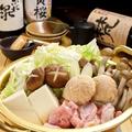 料理メニュー写真京赤地鶏の水炊き