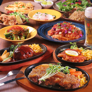 Kashiwa ハンバーグ居酒屋 POW パウのおすすめ料理1