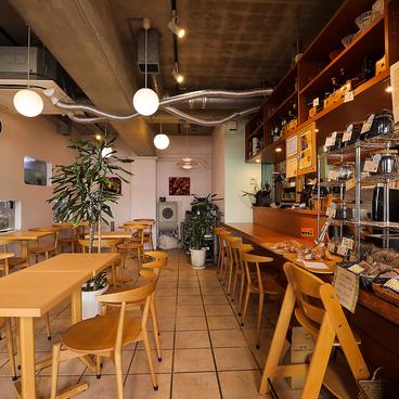 カフェ マリンミュゼの雰囲気1
