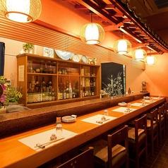 料理 志美津 しみず 徳島の雰囲気3