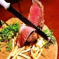 料理メニュー写真1ポンド牛肉 ~シュラスコ風~