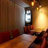 誕生日会や女子会、各種宴会に使いやすい完全個室をご用意!