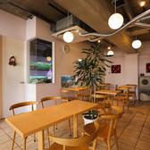 カフェ マリンミュゼの雰囲気2