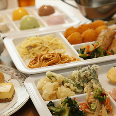 展望レストラン ぶるうすかいのおすすめ料理1
