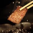 肉の味を最大限に引き出し、最も美しく味わえる食べ方をご提供させて頂きます。