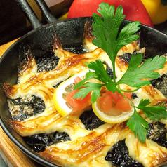料理メニュー写真ALL¥500均一★ササ身の梅肉マヨネーズ焼き