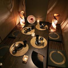 2~4名様☆落ち着いた雰囲気の個室♪デートに最適☆