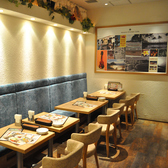 モアナキッチンカフェ 有楽町イトシア店の雰囲気3
