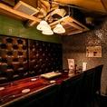 【4階コース専用個室席】4階テーブル席は、ゆったりとした落ち着いた空間です。特別な宴会や周りを気にせず宴会されたい方におすすめ♪【禁煙】