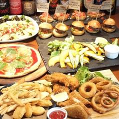 グリル ダイニング リッチガーデン GRILL DINING RICH GARDEN 西本町店のコース写真