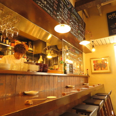チャコールバルジュ charcoal bar jus 仙台駅前の特集写真
