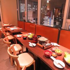 夜景と共にお食事を愉しめる、上質なプラーベート空間♪10名~24名までの完全個室を完備しております。ご予約はお早目に!「