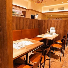 GRILL&CAFE NICK HOUSEの雰囲気3