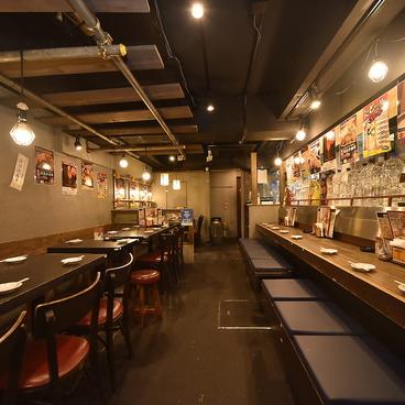水炊き 焼鳥 とりいちず酒場 経堂店の雰囲気1