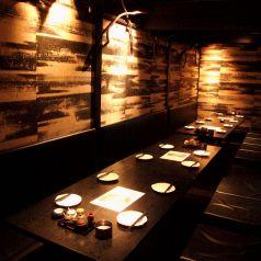 【新宿駅近居酒屋】30~60名様までご利用可能!!お座敷フロアの貸切も可能です。