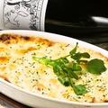 料理メニュー写真マッシュポテトのチーズグリル