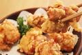 料理メニュー写真特選!播州百日地鶏から揚げ