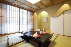 【月】最大4名様までの掘りごたつ完全個室。