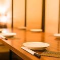 駅近でアクセス良好◎人数に合わせた少人数個室も完備!最大100名様までご案内可♪デート・食事会・女子会・合コンにも◎雰囲気抜群の店内…全席完全個室でゆっくりと九州料理をお愉しみください!