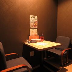 2名様個室♪ご予約はお早めに♪(※ネット予約・即予約でのお席希望はできません。店舗へお電話にてお問い合わせください。)