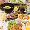 【渋谷で圧倒的なコスパ☆】肉横丁だからこそ実現するコストパフォーマンス!!グランドメニュー食べ放題なんと...2,480円!!2時間飲み放題付3,480円♪渋谷で飲むなら肉横丁の肉's◎