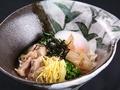 料理メニュー写真桟敷坐名物 季節の蕎麦