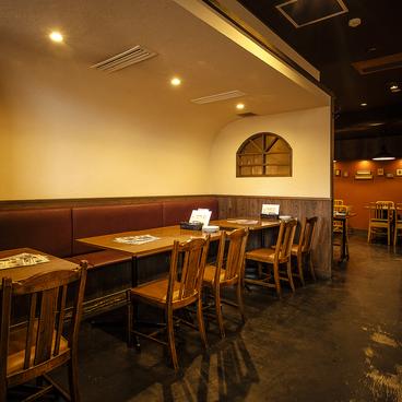 ビストロ タケノヤ 吉塚店の雰囲気1