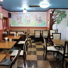 インド料理 Vicky 天台本店の雰囲気1