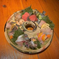 きょうの魚と酒 よかうおのおすすめ料理1