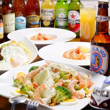 Sky Garden&Bar HAWAII スカイ ガーデン&バー ハワイ 池袋西口店のおすすめ料理1
