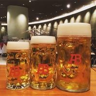 ビール工場から直送のアサヒスーパードライ