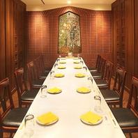 10~70名様利用可能!優雅な完全個室。大手町での貸切に