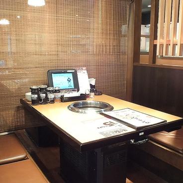 焼肉きんぐ 甲府昭和店の雰囲気1