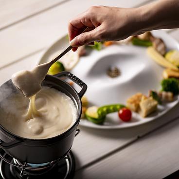 SALON de CHICCA CHEESE&SWEETSのおすすめ料理1