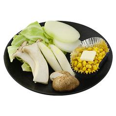 料理メニュー写真焼き野菜盛り合わせ