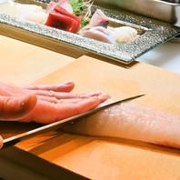 【食材への拘り】その日の旬の食材を丁寧に調理します。
