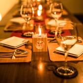 長時間のご宴会でも広々と寛げる中人数様向けのお席は気兼ねなくゆったりと寛ぐ事が可能となっております◎
