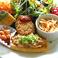 25種類の野菜入ベジタリアンディッシュ