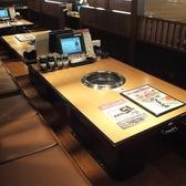 焼肉きんぐ 甲府昭和店の雰囲気2