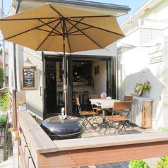 cafe MIMOSAの写真