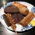 料理メニュー写真静岡おでん