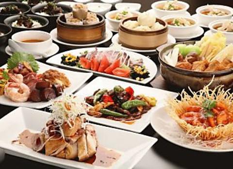 中国四川料理 海鮮料理 城北飯店