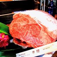 【おいしいステーキの秘密2】厳選された国産お肉