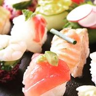 おすすめ!可愛くて人気の「パフボール寿司」