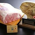 料理メニュー写真国産牛サーロインステーキDINNER