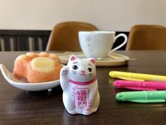 カフェ猫衛門の写真